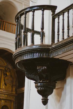 catolic: Catolic capital of Goa, India