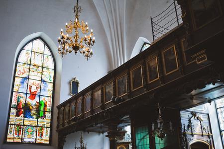 katarina: Stockholm central Cathedral, Sweden