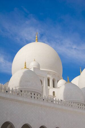 quitab: White Mosque