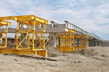 threw: On bridge building