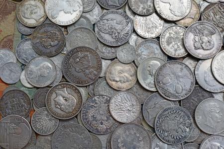 numismatics: Ancient silver coins