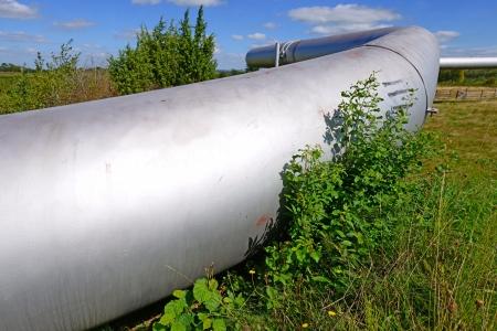 The high pressure pipeline  photo