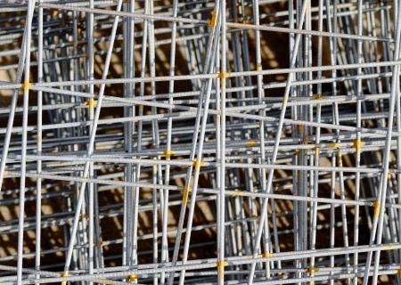 reinforcement: steel-mash reinforcement