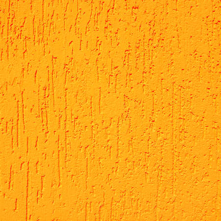 cement solution: Fragment of a wall the covered plaster Stock Photo