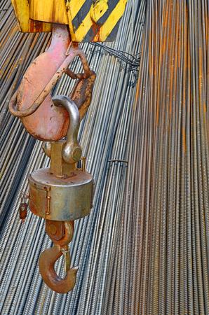 Scales crane  photo