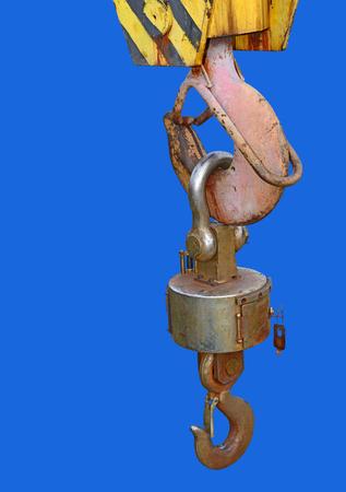 forcemeter: crane scales