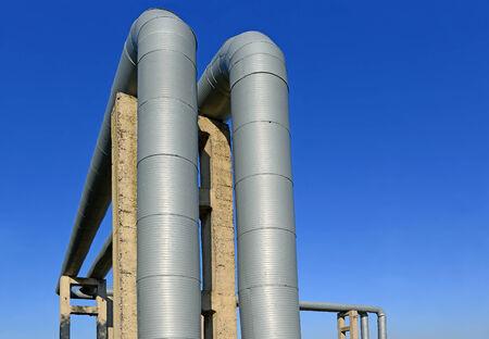 lagging: Heating main site
