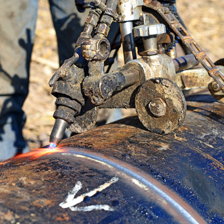 pressurized: Cutting the pipe to pipe repair