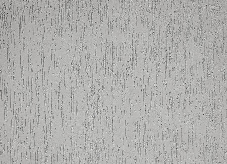 concrete surface finishing: Fragment of a wall the covered plaster Stock Photo
