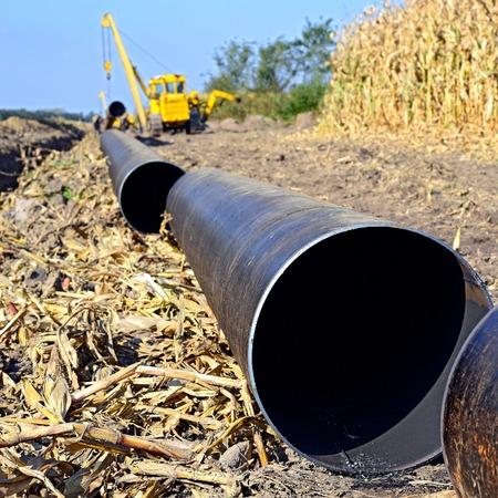 pipeline: In the pipeline repairs