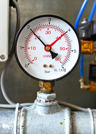 transducer: The pressure gauge on the pipeline