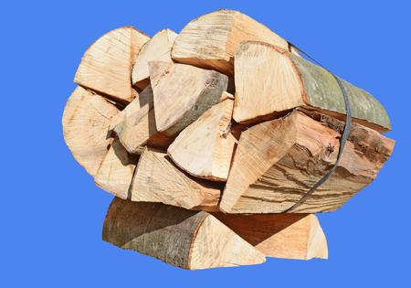 connective: Bundle of firewood