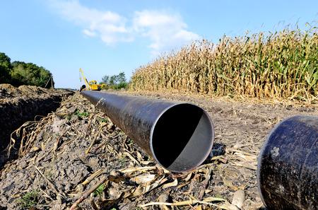internally: On the pipeline repairs