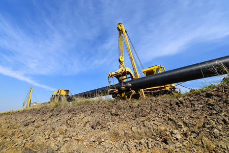 pressurized: On the pipeline repairs