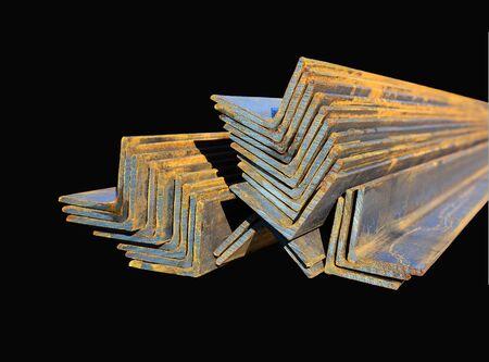 ferrous: Angle steel