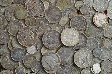 crone: Ancient silver coins