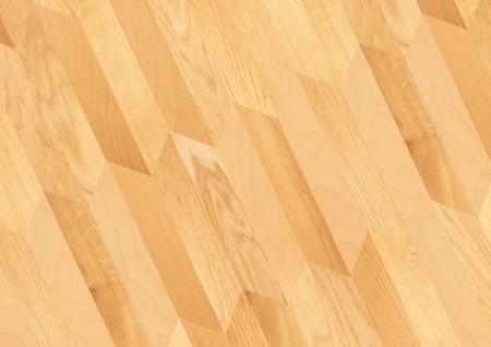 beechwood: Fragment of parquet floor