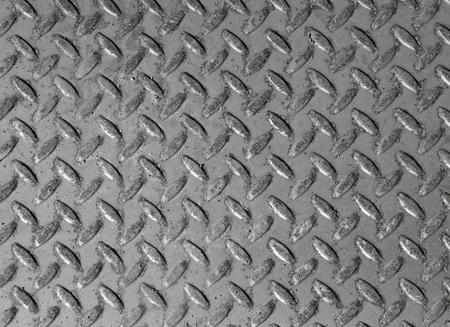 Corrugated steel sheet Stock Photo