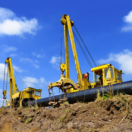 remedial: On the pipeline repairs