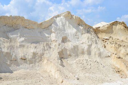 sandpit: Sand Stock Photo