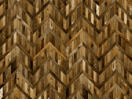 Parquet for home Stock Photo