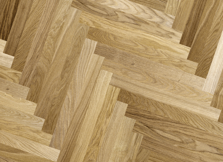 Fragment of parquet floor