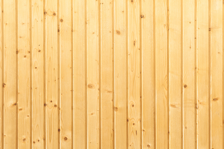 Detail of the structure of softwood boards Stock Photo