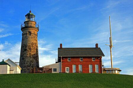 northeast ohio: Fairport Harbor Lighthouse