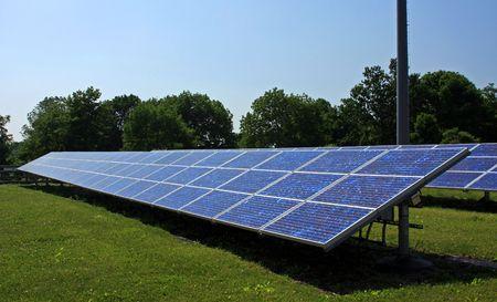 array: Large Solar Array