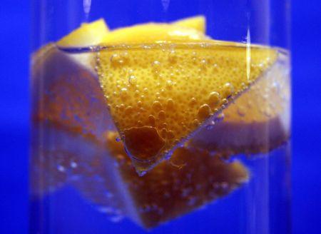 effervescence: Lemon Refreshment