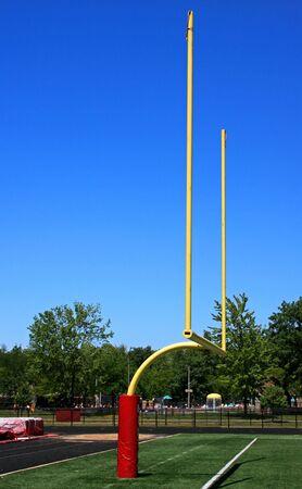 Field Goal Post photo