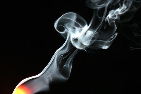 Smoke Curls