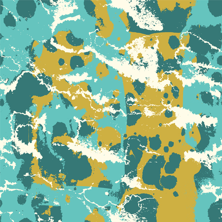 military draft: Seamless abstract pattern with stone texture.