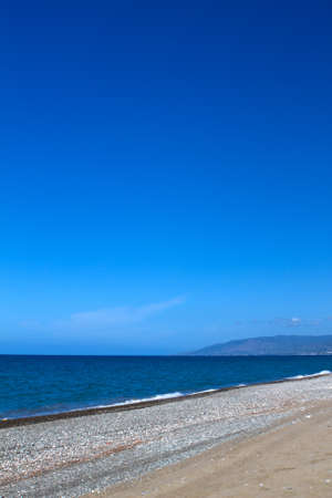 polis: Latchi Beach near Polis in Cyprus