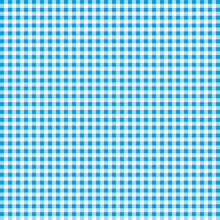 gingham: Blue and white gingham background texture. illustration