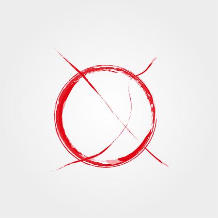 Hand Drawn Scribble Circle