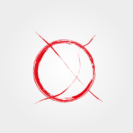 Hand Drawn Scribble Circle, vector design element. Your logo company