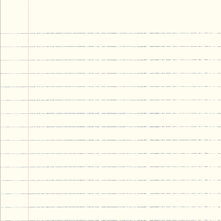 notebook paper: Notebook Paper Background Illustration