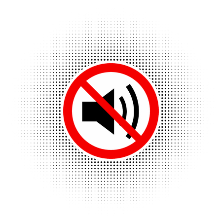 The no sound icon