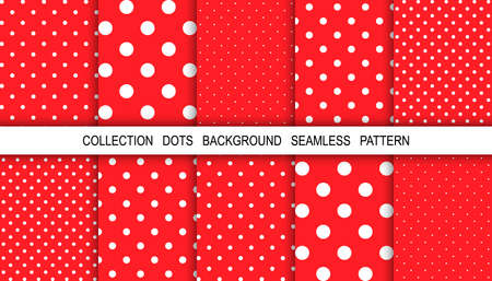 Dots abstract Xmas background. Template Christmas background dots. Mockup. Cover for book. Dot abstract. Template for cloth. Vector illustration