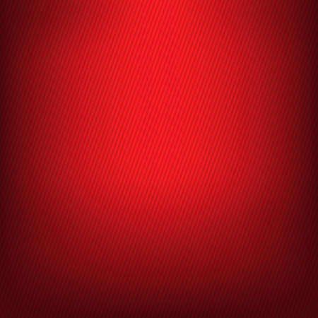Red background. Abstract Red Background with lines of diagonal. Red Gradient Background. Christmas or Xmas backdrop. Vector illustration