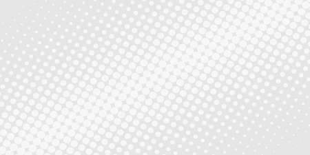 Abstract Background with white dots. Halftone patterns. Retro pattern. Vector illustration