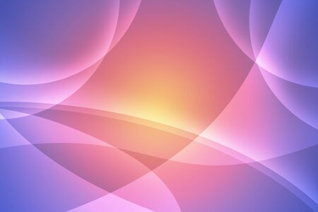 Abstract background in yellow and purple to be design wallpaper Archivio Fotografico