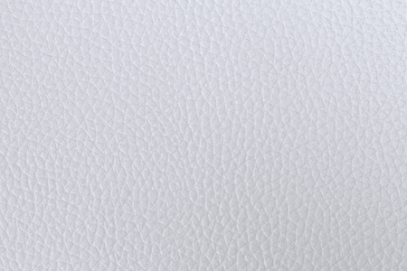 Cold lamination film in white leather texture closeup, useful as background