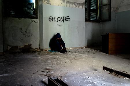 hombre solo: Lonely hombre