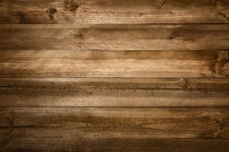 Perfect wood planks background with nice studio lighting