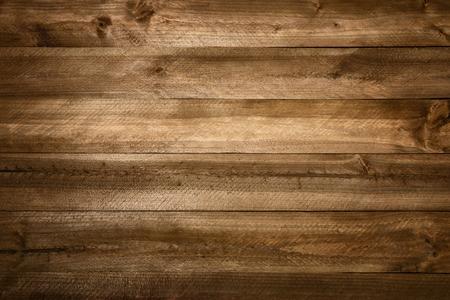 Perfect wood planks background with nice studio lighting