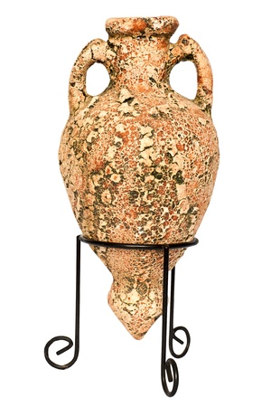 antiquity: Antique amphora