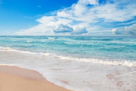Paradise beach, Arabian Gulf
