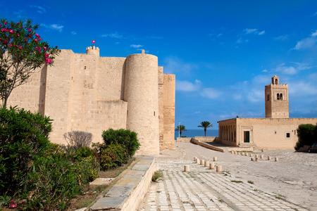 Ribat of Monastir, Tunisia, Africa  The Ribat was one of the filming locations for Jesus of Nazareth Redakční